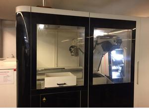 Robot industriel Gildemeister / Kuka KR60