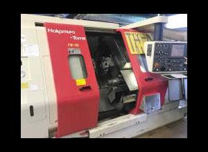 Nakamura-Tome TW 10 Drehmaschine CNC