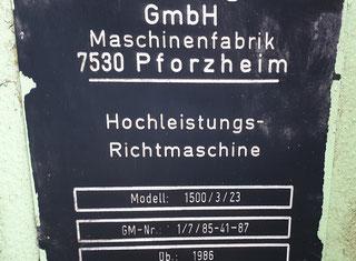 Ungerer Model: 1500 / 3 / 23 P91121101