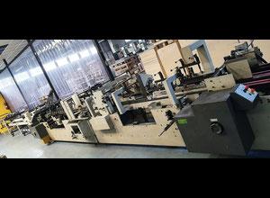 Bobst Domino 90 folding machine