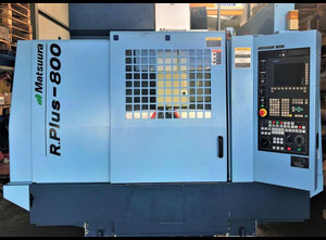 Matsuura R. PLUS-800 high speed machining center
