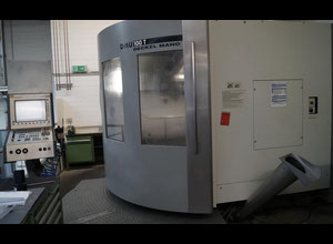 DMG DMU 100 T high speed machining center