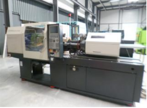 Demag Concept 50/370 - 200 Injection moulding machine