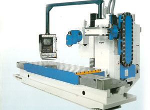 Zayer 2700 x 1200 y 1000 z mm CNC cnc universal milling machine