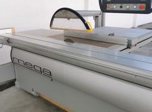 Scie à format LAZZARI MEGA CNC