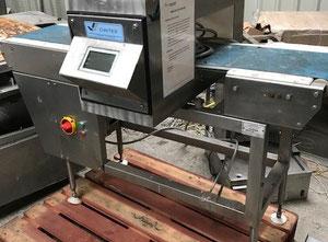 Metal detector Cintex 355mm x 160mm