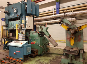 200 Ton Mechanical Pressline - Omera  - REDUCED PRICE