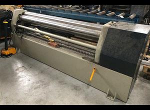 Silindir büküm makinası Sahinler IRM 2050 x 140