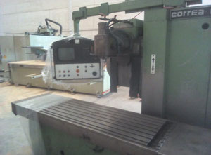 Correa A10 cnc vertical milling machine