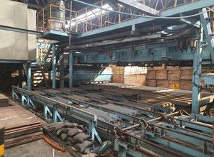 Torno de madera Raute Veneer Peeling Line 800*2700