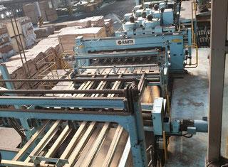 Raute Veneer Peeling Line 800*2700 P91125001