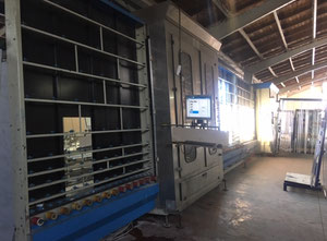 CMS CYM-2000 Glass insulating machine
