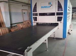 Burkle BTF 1528-1400 Presse