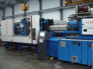 Billion H3500/430 DIXIT 500 Spritzgießmaschine