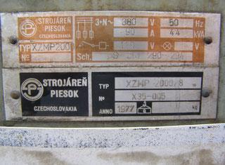 Piesok XZMP 2000/8 P91126062