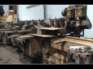 Heian 10 Spindle Used spindle moulding machine