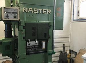 Raster 45/550 SL-4S metal press