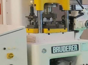 Bruderer BSTA 31 metal press