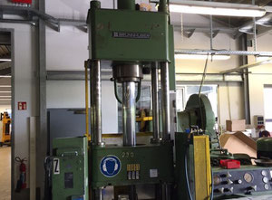 Brunnhuber HSP 50 AZ 5x5 Presse