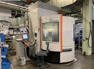 Centro de mecanizado 5 ejes MIKRON-AGIE CHARMILLES XSM 600 U-LP