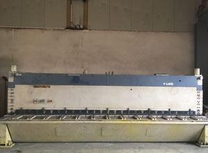 Nożyce gilotynowe hydrauliczne LVD 5000/4