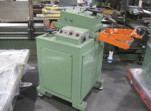 Used Servo Presse TC 200 Straightening machine