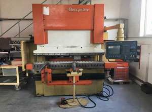 Beyeler RT 80/2050 Press brake cnc/nc