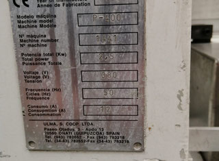 Ulma P-400 P91127214