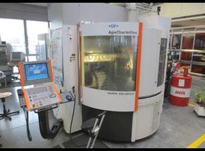 Mikron-Agie Charmilles XSM 400U LP Bearbeitungszentrum 5-Achsen