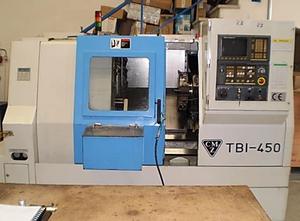 CMZ TBI-450 cnc lathe