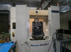 Centrum obróbcze z wymianą palet Kitamura HX 400 iF