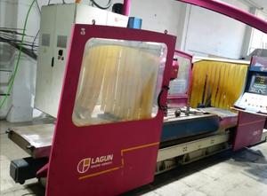 Lagun GBM 21 CNC-Fräsmaschine Universal