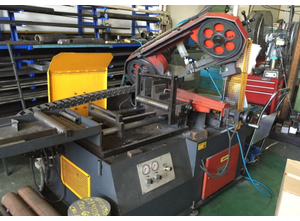 MAC 360 A band saw for metal