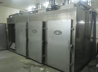 Marel, Carnitech, Baader, Fomaco Salmon processing line P91128073