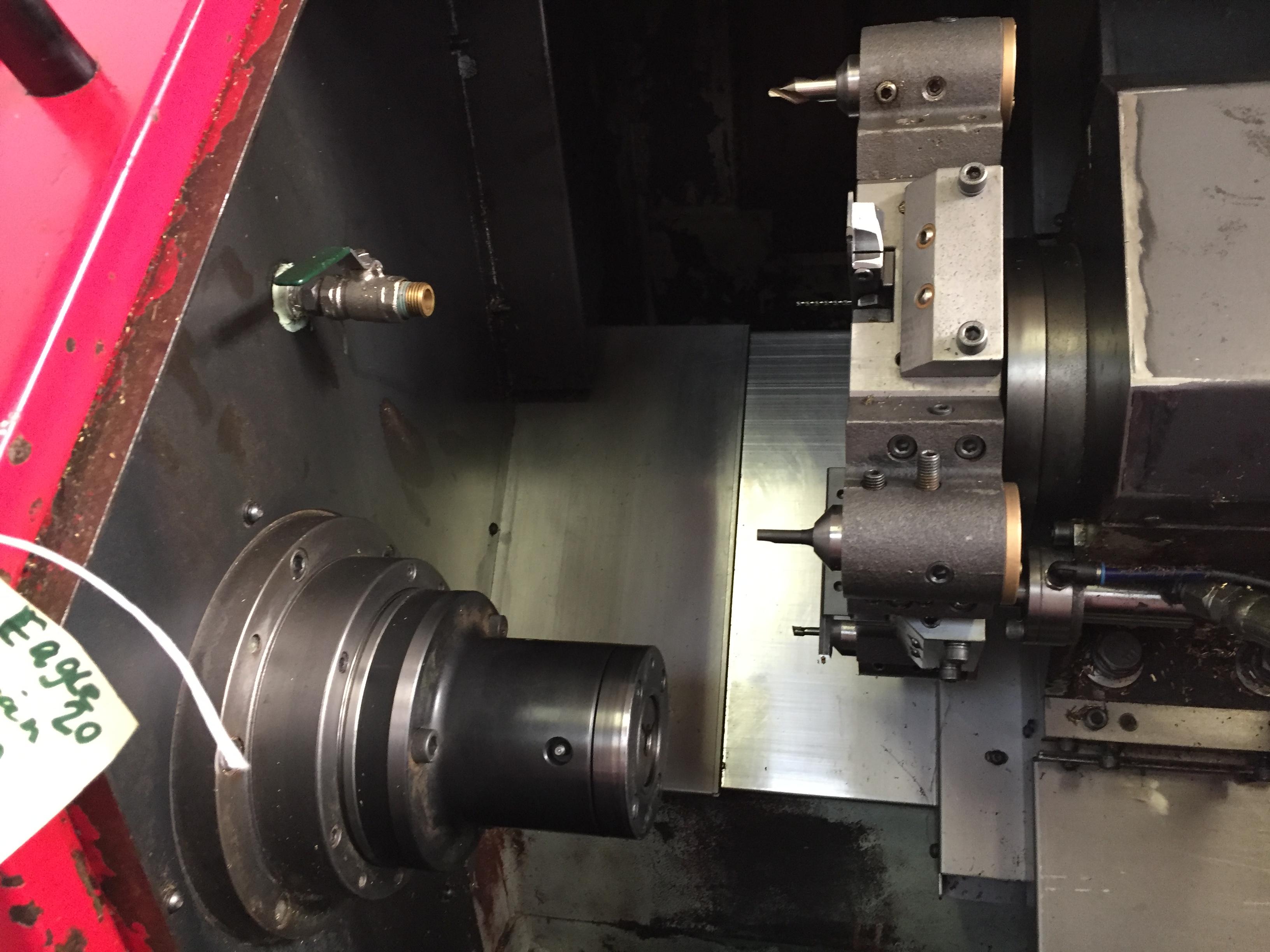 Yang SML-20 Turret Face Wedge Clamp Lathe Tool Block