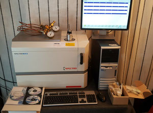 Macchina per analisi Spectro Analytical SPECTRO MAX CCD