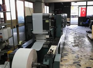Roland Edelmann V-38 Web continuous printing press
