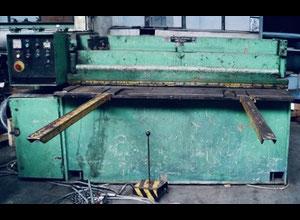 Strojarne Piesok NTC 2000 / 25 mechanical shear