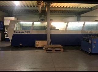 Trumpf Trulaser  5060 5 KW P91129009