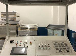 Maszyna sztancująca Bobst Autoplaten SP 126 BMA
