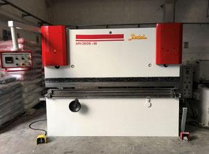 Prensa plegadora cnc/nc Baykal APH 2606X90
