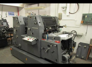 Heidelberg GTOZP 52 Offset two colours