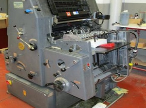 Heidelberg GTO 46 + VERSION Offsetdruckmaschine