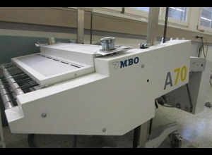MBO A70 Falzmaschine