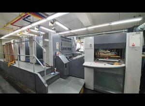 Ryobi 1050-4 4 Farben Offsetdruckmaschine