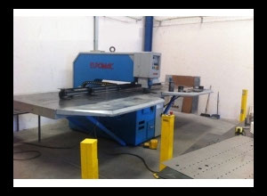Euromac CX 1000/300 Punching machine