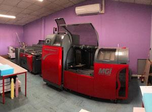 Prensa digital MGI Meteor DP8700 XL Paper / Plastic