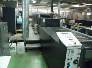 Heidelberg SM 52-5 LD UV Offset five colours