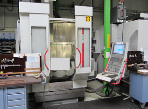 Hermle C30 U Machining center - 5 axis