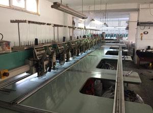 Tajima TMLH II - 1209 Stickmaschine